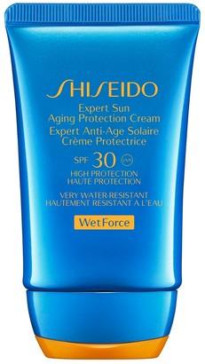 Shiseido Wetforce Expert Sun Aging Protection Cream SPF30 50ml