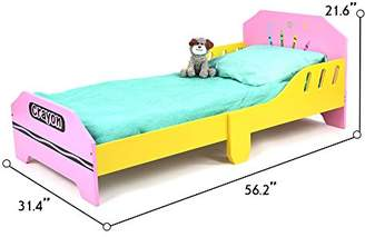 Kiddi Style Childrens Junior Wooden Bed