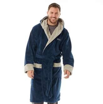 erstklassiger Profi heiße neue Produkte Entdecken Mens Dressing Gown Grey - ShopStyle UK