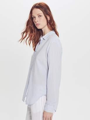 Xirena XiRENA Beau Poplin Shirt - Perfect Sky