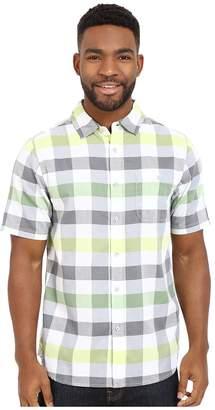 The North Face Short Sleeve Send Train Shirt Men's Short Sleeve Button Up
