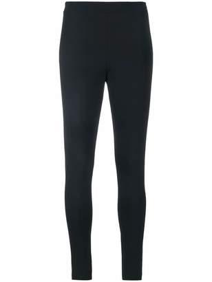 71d3ba89472dc4 Adidas Originals Womens Leggings Trefoil - ShopStyle