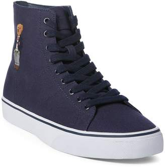 Polo Ralph Lauren Polo Bear High Top Sneaker