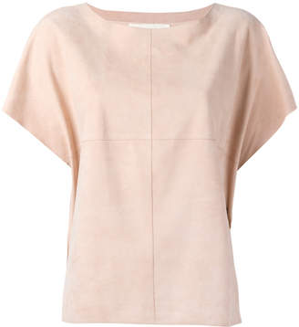 Fabiana Filippi panelled top