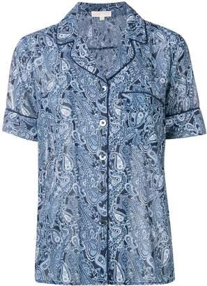 MICHAEL Michael Kors paisley shirt