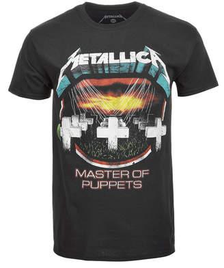 Metallica Men's T-Shirt by Merch Traffic