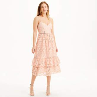 Nanhah Lace Dress $298 thestylecure.com