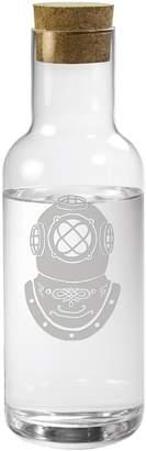 Susquehanna Glass Co. Voyager Dive Helmet Luigi Bormioli Sublime Carafe