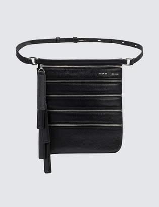 Kara Multi Zip Waist Bag