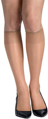 Hanes 2-pk. Knee-High Sandalfoot Hosiery