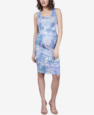 Seraphine Maternity Ruched Dress