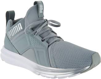Puma Mesh Mid Lace-up Sneakers - Enzo