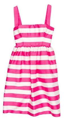 DSQUARED2 Striped Knee-Length Dress w/ Tags