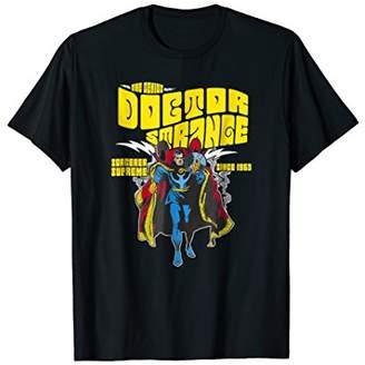Marvel Doctor Strange 1963 Graphic T-Shirt