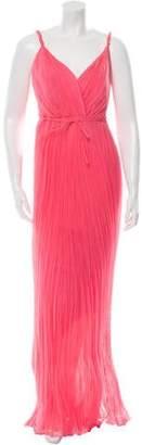 Alberta Ferretti Silk Gown w/ Tags