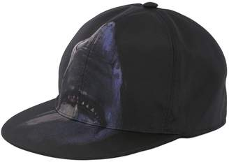 Givenchy Shark Nylon Cordura Baseball Hat