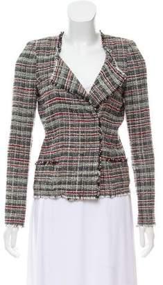 Etoile Isabel Marant Patterned Tweed Blazer