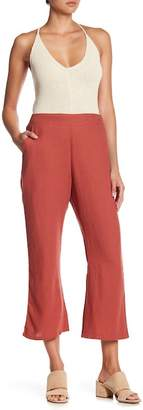 Blend of America Abound Linen Cropped Pants