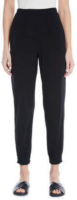 Fuzzi Mesh Jogging Pants