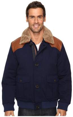 Rainforest Tenakee Baseball Jacket Men's Coat