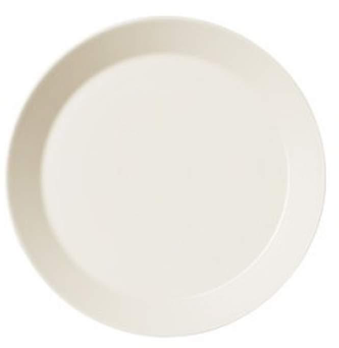 Teema Speiseteller Ø 26 cm, Weiß