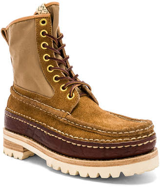Visvim Grizzly Boot Hi-Folk