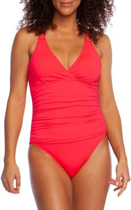 La Blanca Island One-Piece Underwire Swimsuit