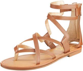Sam Edelman Bevin Flat Strappy Sandal