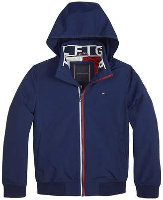 Tommy Hilfiger Zip-Up Hooded Jacket, 12-16 Years