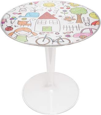 Kartell Kids Tip Top Drawing Table