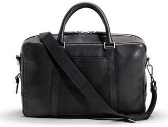 Shinola Men's Slim Leather Briefcase