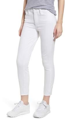 Paige Hoxton High Waist Crop Skinny Jeans