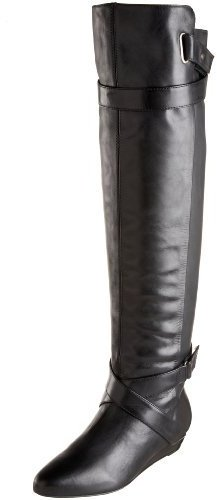 Pour La Victoire Women's Dahlia Knee-High Wedge Boot