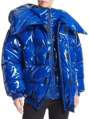 Vetements Webcam Puffer Jacket