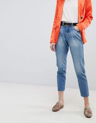 Vero Moda Cropped Mom Jean