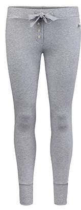 Short Stories Women's Leggings Pyjama Bottoms,(Size of : S)