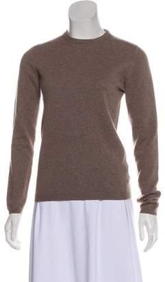 Brunello Cucinelli Cashmere Crew Neck Sweater