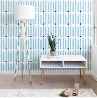 Deny Designs Caroline Okun Keene Stripes Wallpaper