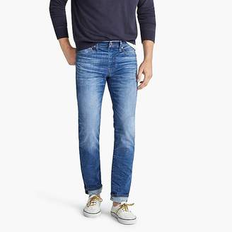 J.Crew 484 Slim-fit stretch jean in light indigo Cone Denim