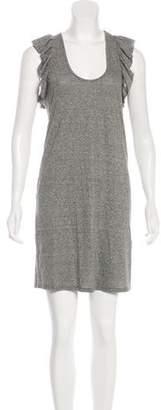 Current/Elliott Sleeveless Mini Dress