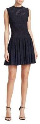 Theory Novelty Checker Dress
