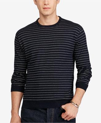 Polo Ralph Lauren Men's Striped Sweater $165 thestylecure.com