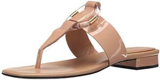 Calvin Klein Women's Aiden Flat Sandal