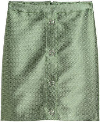 H&M Short Skirt - Green