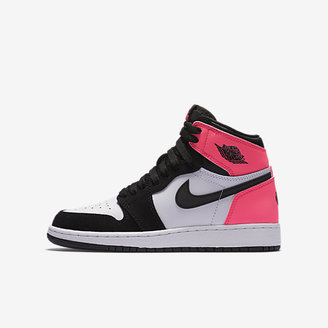Air Jordan 1 Retro High OG Big Kids' Shoe $120 thestylecure.com