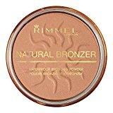Rimmel Natural Bronzer, Sunshine, 0.49 Fluid Ounce $4.99 thestylecure.com