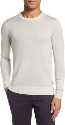 Ted Baker Newabtt Garment Dyed Wool Sweater