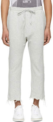R 13 Grey Field Lounge Pants