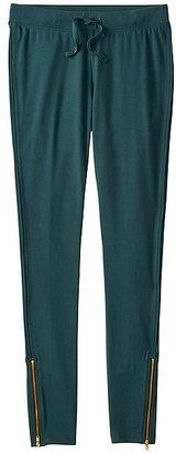 Women Side Zip Leggings $88 thestylecure.com