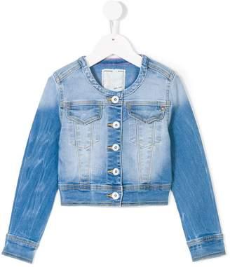 Vingino faded denim jacket